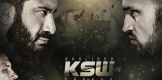 KSW 46 stream online. Gdzie oglądać w internecie?
