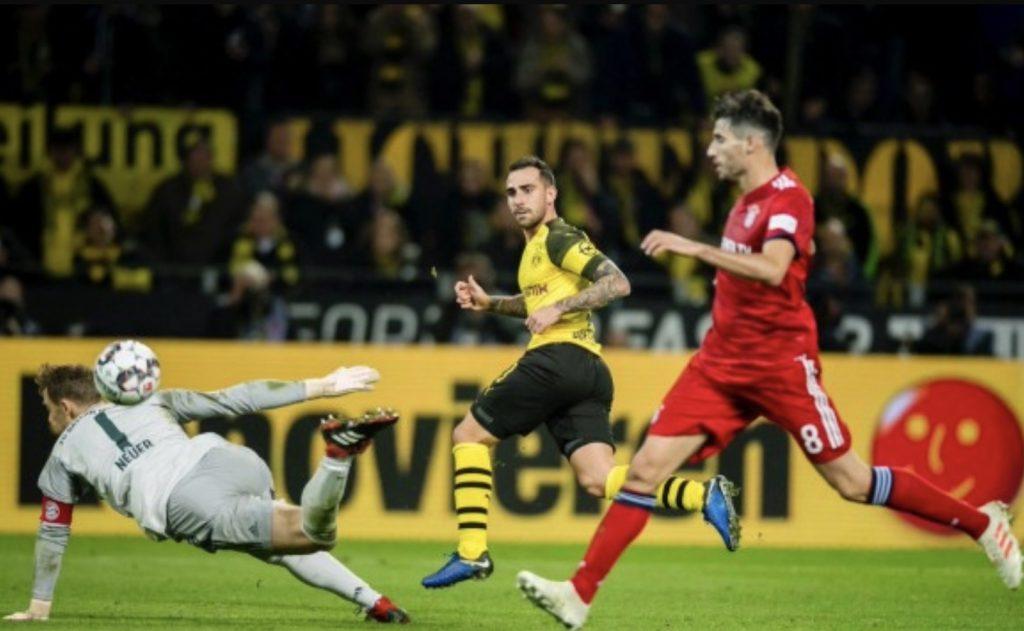 Bayern - Borussia [06.04.2019]. Mecz za darmo. Transmisja online!