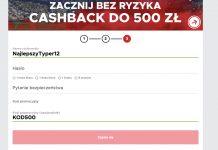 Kod promocyjny do BetClic Polska! 500 PLN na start!