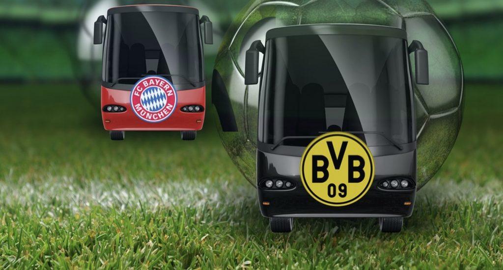 Superpuchar Niemiec. Borussia - Bayern. Darmowa transmisja online. Jak obejrzeć?