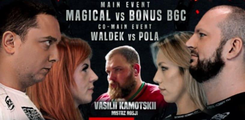 Punchdown 3 stream online. Gdzie i jak oglądać? Daniel Magical vs Bonus BGC
