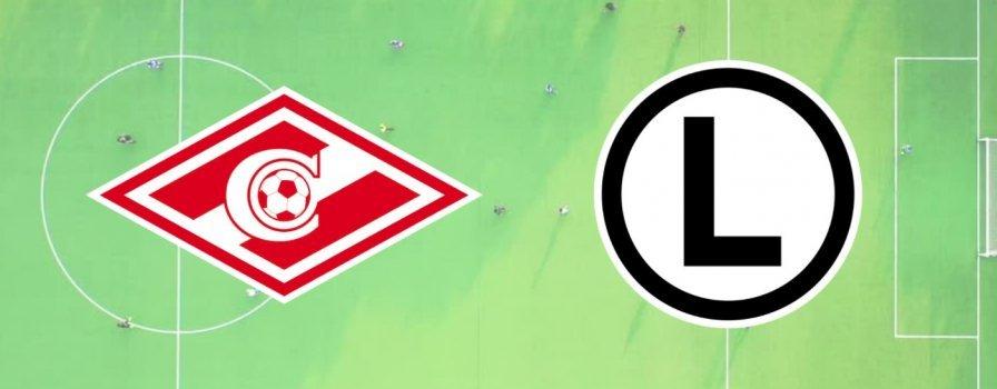 Spartak vs Legia gdzie obejrzeć? Transmisja TV, online i stream za darmo